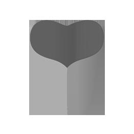 Miroir de bouche dentaire (métal)